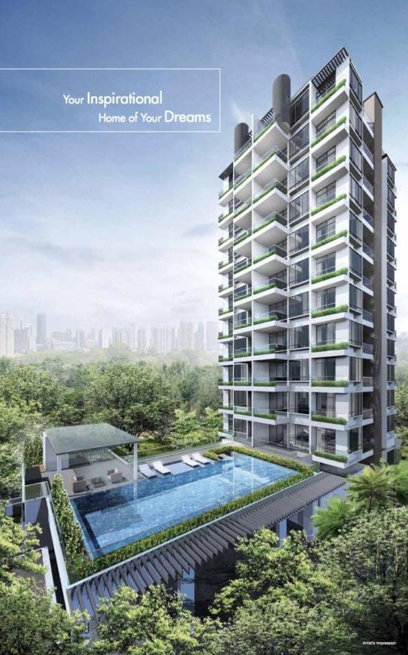 Liberte@Sarkies Rd. New launch, singapore property.