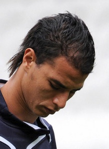mullet Thee Mohawks, Soccer Players, Marouan Chamakh, Sexiest Soccer ...