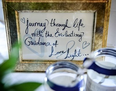 """Check out new work on my @Behance portfolio: """"Handwritten welcome message for a special reception."""" http://on.be.net/1iVzu8I"""