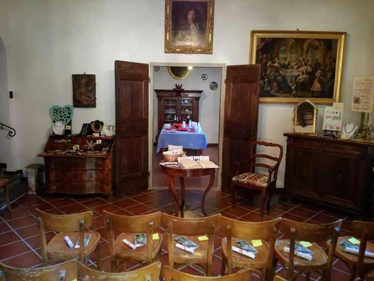 Everything is ready to talk about books. Special events@Castello di Ferrano