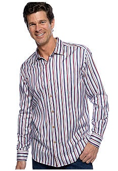 Tommy Bahama® Bangkok Stripe Woven Top #belk #mensfashion