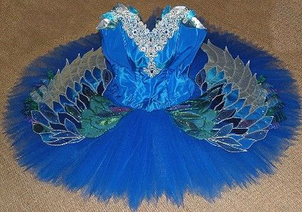 """Rossetti Costumes - Classical Tutus and Dance Costume - Bluebird Tutu from """"The Sleeping Beauty"""""""