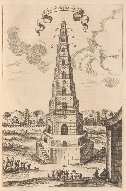Athanasius Kircher, China Illustrata
