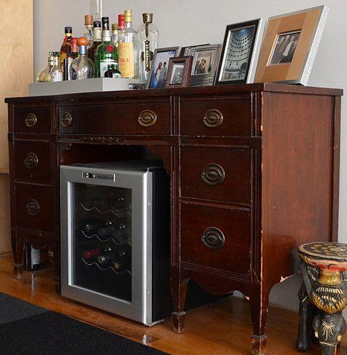 9 Liquor Storage Ideas For Small Es