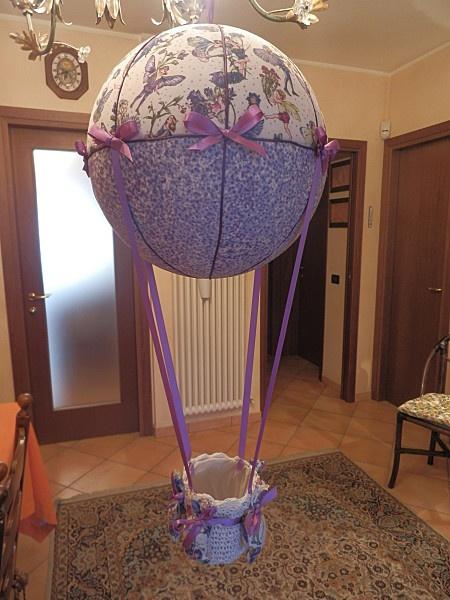 mongolfiera nascita come fare
