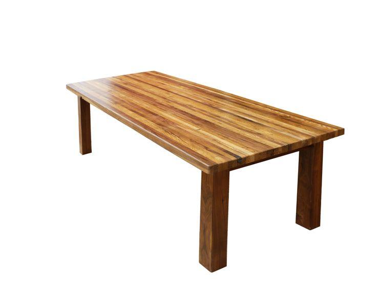 butcher block dining table blocks round canada diy room