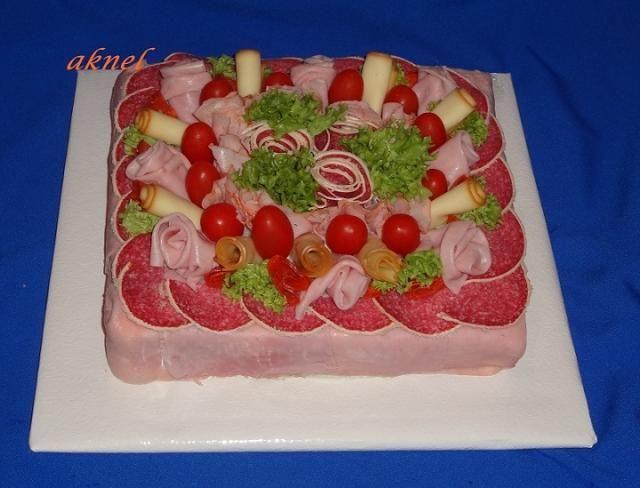 Slané | dorty od mámy
