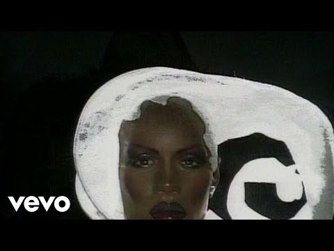 Grace Jones was the first artist to cover Joy Division   'Warm Leatherette' and 'Nightclubbing' – Post-Punk.com