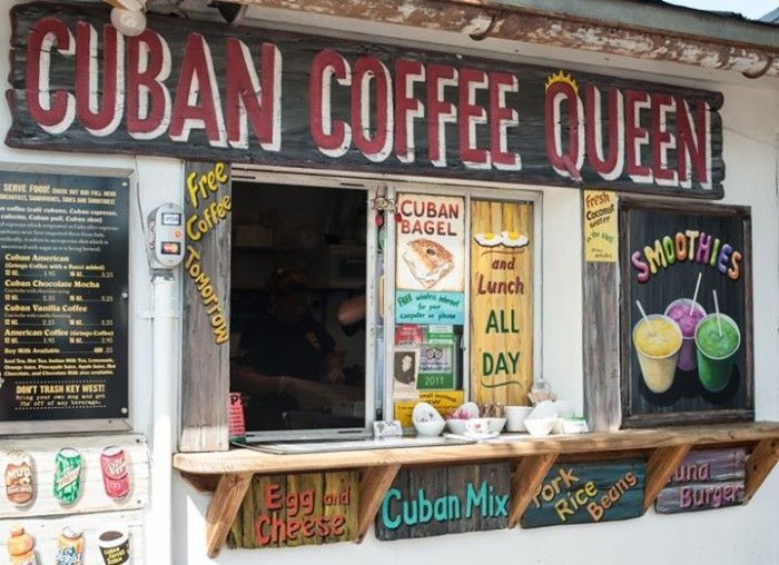 These 12 Unique Coffee Shops In Florida Are Perfect To Wake You Up Coffee Queen Coffee Shop Cuban Coffee