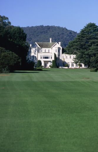 Government House, Canberra, the official residence of the Governor-General of Australia