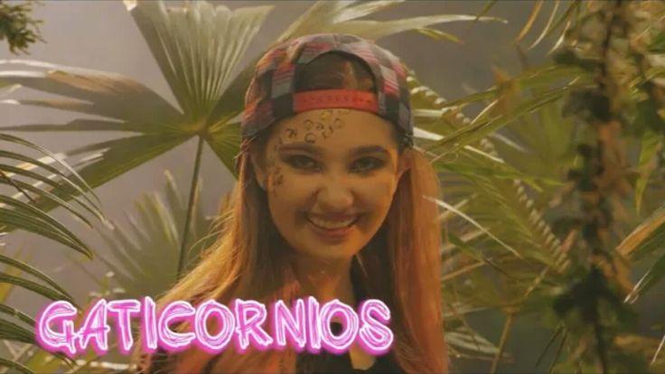GATICORNIOS / VÍDEO MUSICAL - Amara Que Linda
