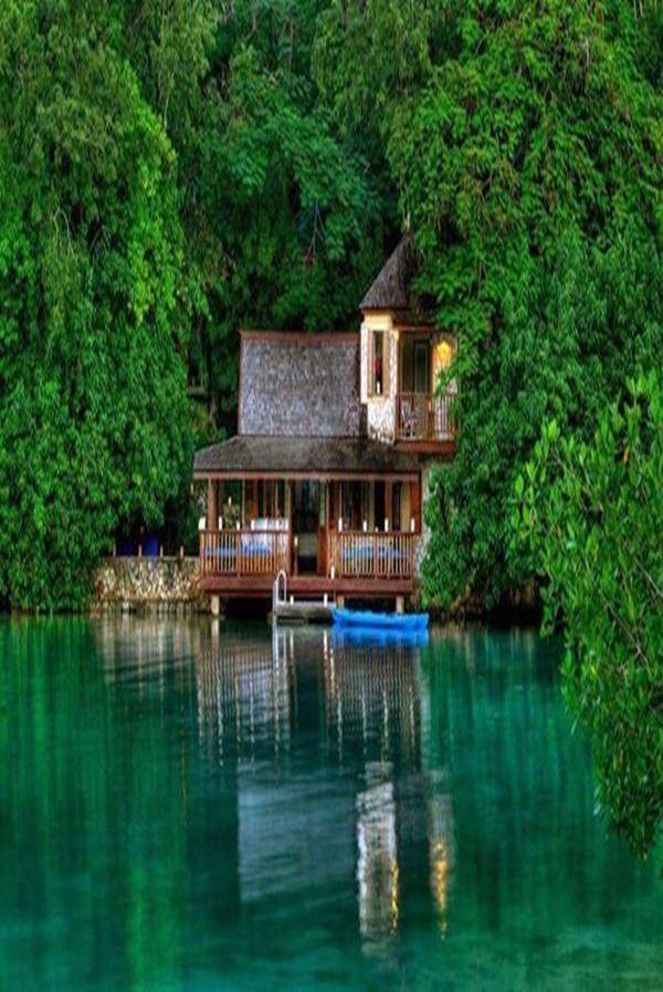 Golden Eye Hotel, St. Mary, Jamaica