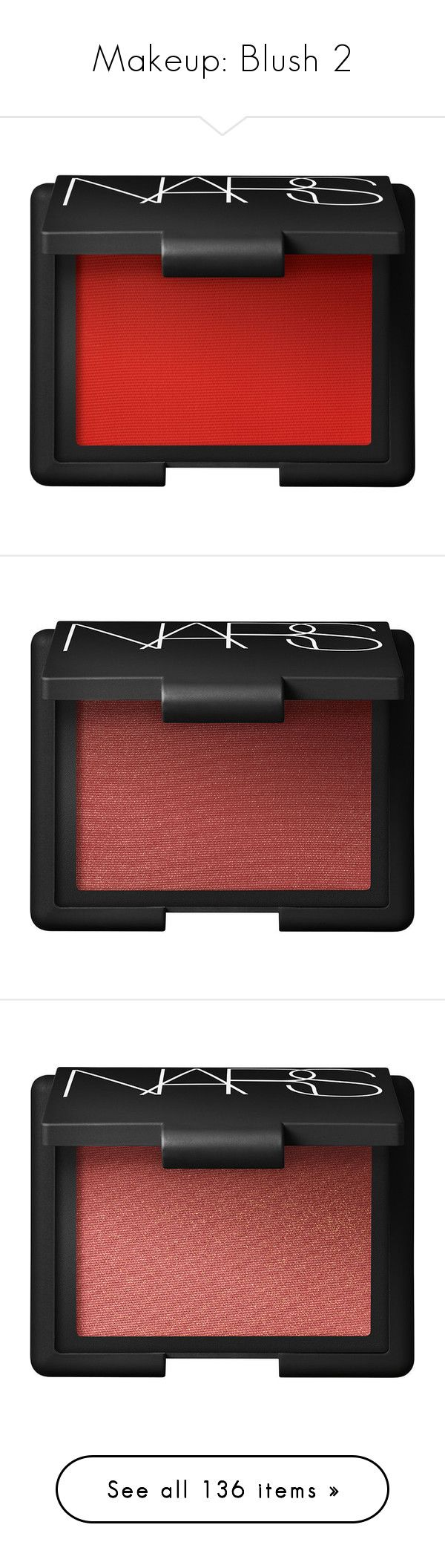 """""""Makeup: Blush 2"""" by katiasitems on Polyvore featuring beauty products, makeup, …"""