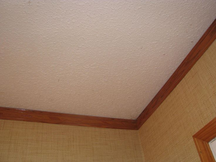 Covering A Popcorn Ceiling With Plaster Popcorn