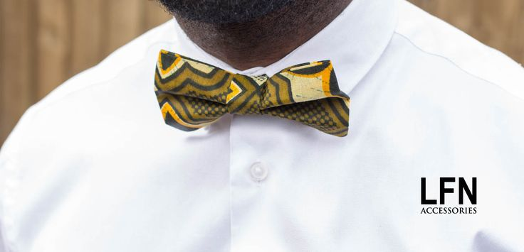 #mens #african #print #bowtie £25.00 shop https://www.etsy.com/uk/shop/lfnaccessories  #family #africanprint #handmade #shopsmall #supportsmallbusiness #accessories #fashion #menswear