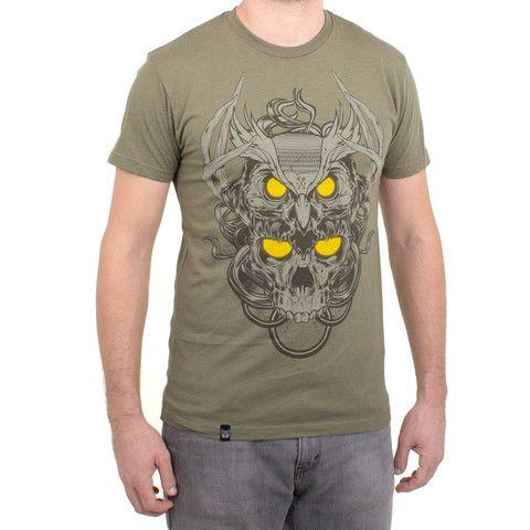 Hydro74 'Owl' T-Shirt | Hydro74