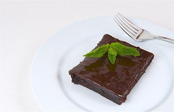 Мятные брауни рецепт – выпечка и десерты. «Афиша-Еда»