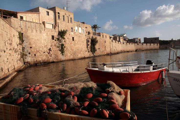 The Old #Acre Port. #akko #israel