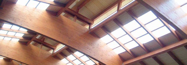Estructuras de madera, cubiertas de madera, maderas estructurales, calculo de estructuras de madera   Maderas Miguel Abad E Hijos S.l.