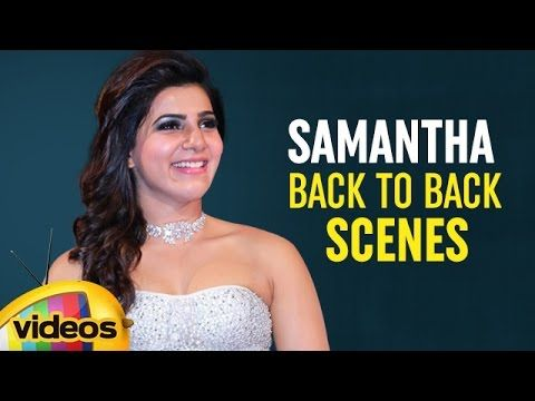 Samantha Best Back to Back Telugu Movie Scenes Volume 1 from the movies Ye Maaya Chesave, SVSC and Brindavanam Telugu Movies. For more 2017 Latest Telugu Movie Scenes Subscribe to Mango Videos - https://www.youtube.com/mangoVideos.  Ye Maaya Chesave Movie ft, Samantha, Naga Chaitanya, Sudheer Babu, Krishnudu and Puri Jagannadh. AR Rahman composed the music and directed by Gautham Menon.   #Samantha Best Scenes | Samantha Back To Back Telugu Movie Scenes | Ye Maaya Chesave | S