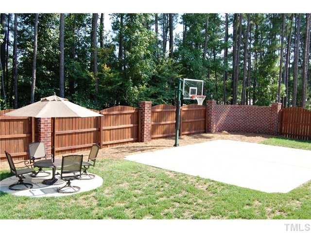 Best Backyard Basketball Court Ideas On Pinterest Backyard - Backyard basketball court ideas