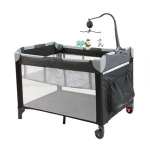 steelcraft 4 in 1 portable cot instructions