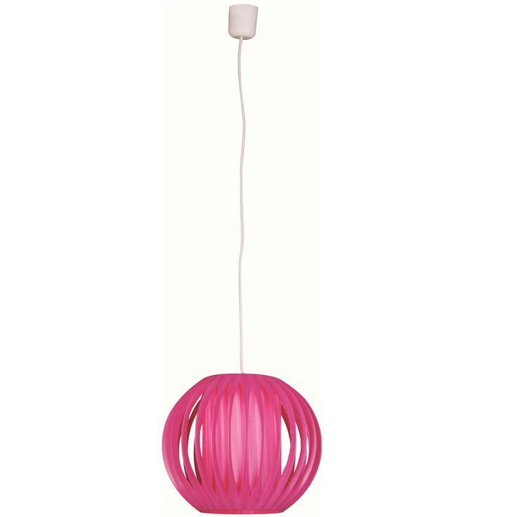 Hanglamp Bol Fuchsia