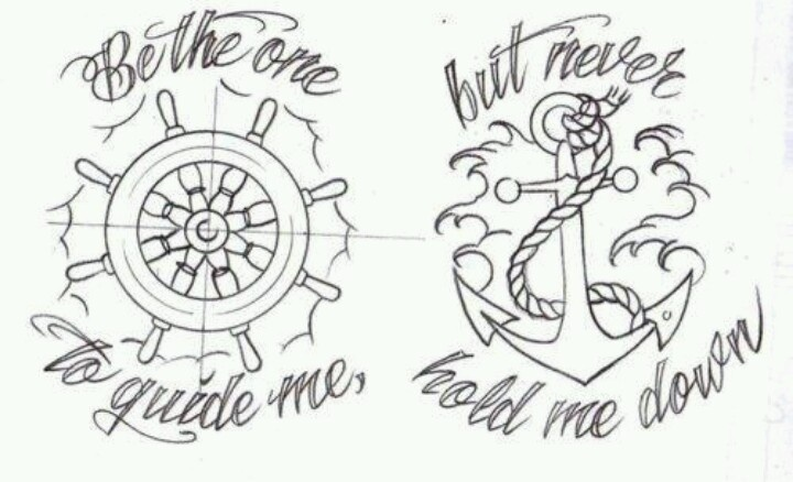 Amazing his and hers tattoos