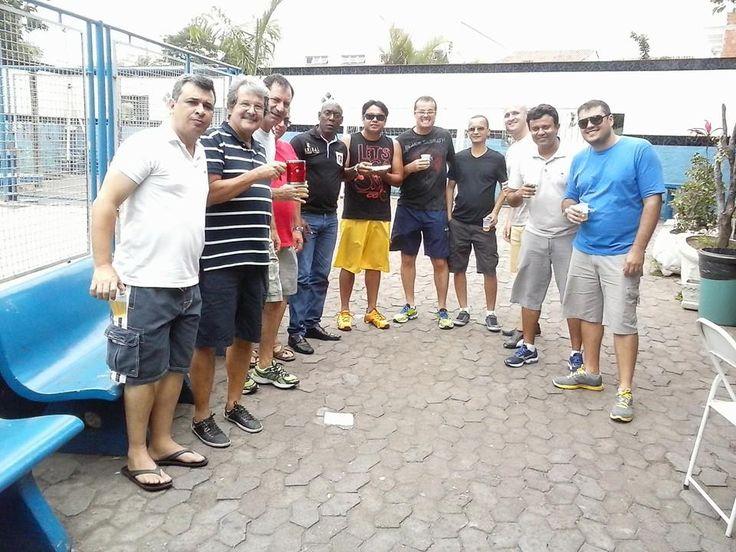 14/12/2014 - Vila Velha, ES: confraternização  2014