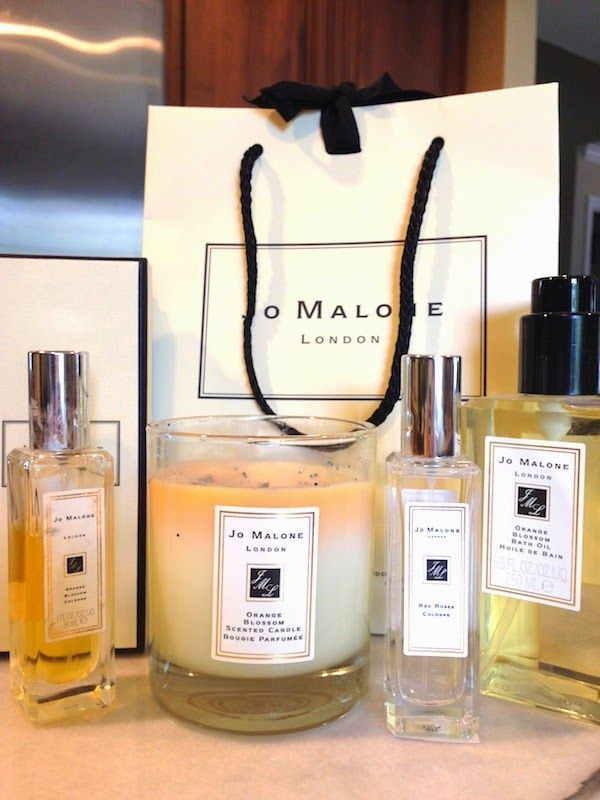 Jo Malone: Fragrance Combining and Layering Scents