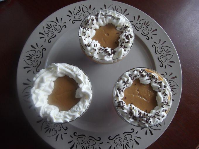 Esta es una receta muy fácil para los amantes del caramelo, además se hace de forma muy rápida, por lo que si tenéis invitados en casa podéis probar a cocinarla. - Receta Postre : Crema de caramelo por Mandi28