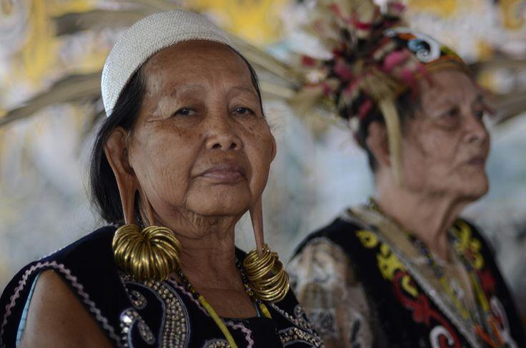 Dayaknese, Kampung Budaya (Cultural Village), Samarinda