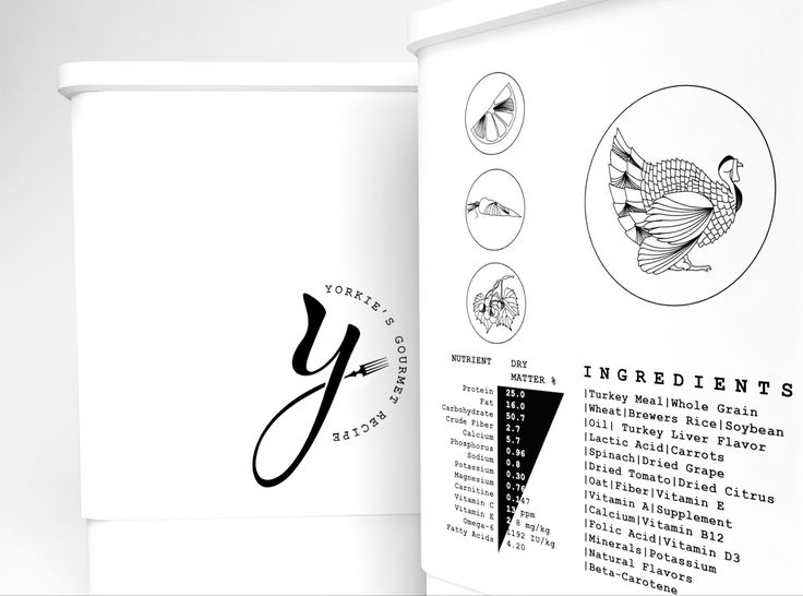 Yorkie's Gourmet Recipe (Concept) on Packaging of the World - Creative Package Design Gallery