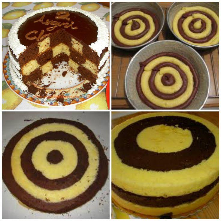 Torta+a+Scacchi+