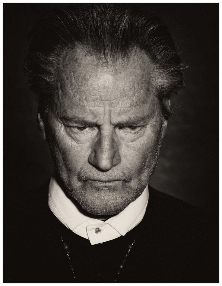 Kevin Lynch, Sam Shepard as Father Judge, Klondike, 2014 (dir. Simon Cellan Jones)