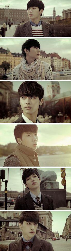 "N, Leo, Ken , Ravi , Hong Bin and Hyuk ♡ #VIXX - ""Only U"" MV"