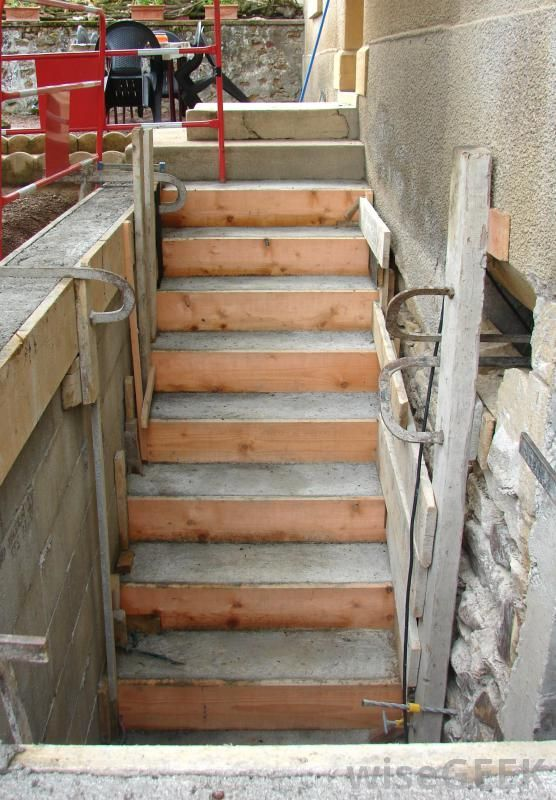 Best 14 Best Outside Basement Stairs Images On Pinterest 400 x 300