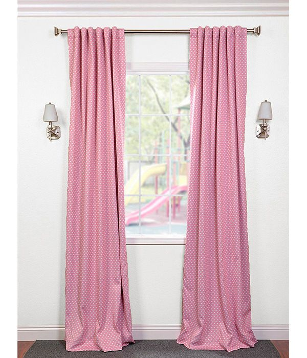 Pink Curtain Poles - Best Curtain 2017