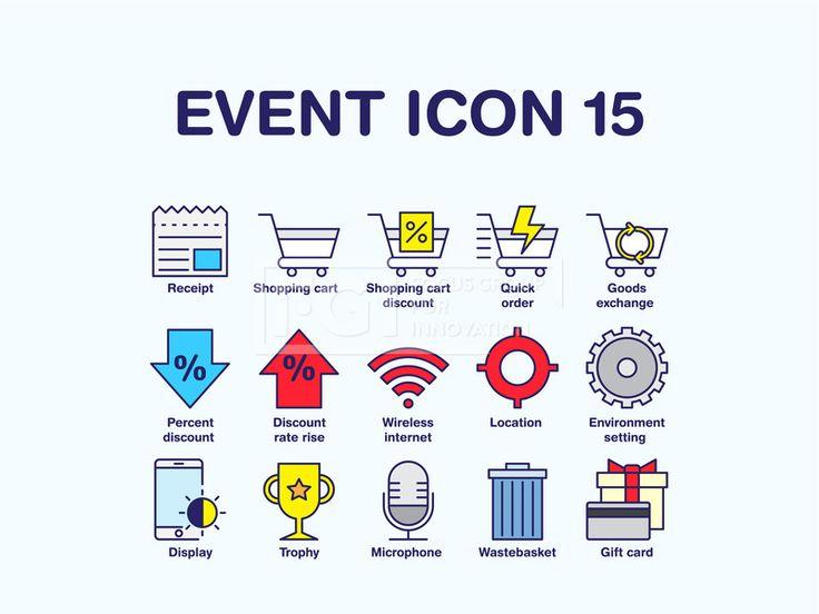 ILL166, 프리진, 아이콘, 플랫 아이콘, 이벤트, ILL166b, 에프지아이, 벡터, 웹소스, 웹활용소스, 웹, 소스, 활용, 생활, 아이콘, 픽토그램, 심플, 플랫, 컬러, 컬러아이콘, 귀여운, 귀여운아이콘, 컬러풀, 영수증, 쇼핑카트, 장바구니, 할인, 빠른배송, 상품교환, 상품할인, 할인율상승, 와이파이, 위치, 지역, 환경설정, 디스플레이, 트로피, 마이크, 휴지통, 선불카드, 선물카드, icon,  #유토이미지 #프리진 #utoimage #freegine 20105155
