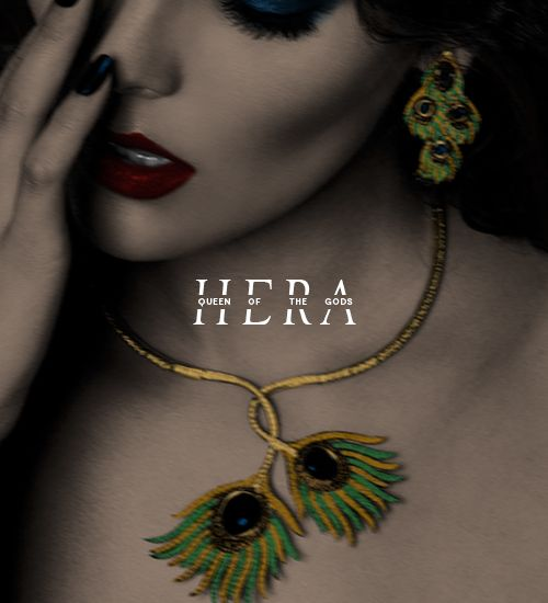 Oh Hera, didn't you know? You're a Queen, and Queens bow to no one.