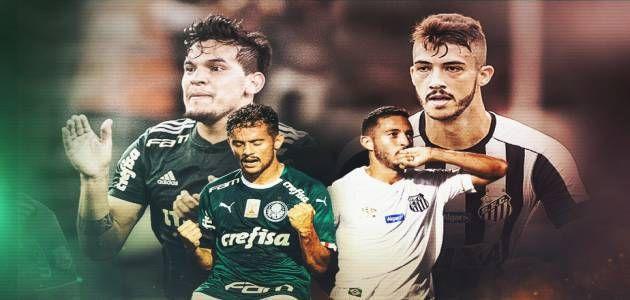 Palmeiras X Santos Ao Vivo Online Brasileirao Palmeiras