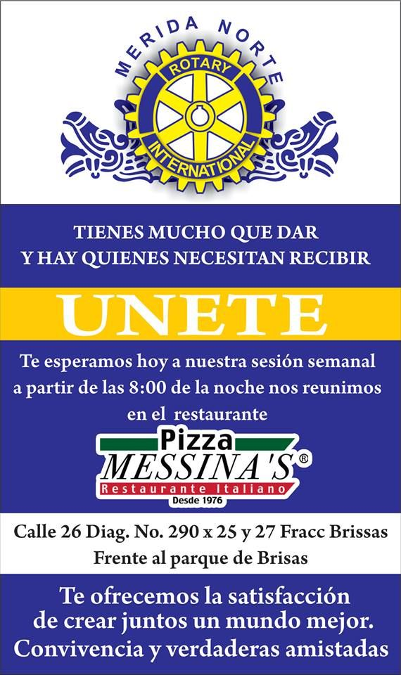 Merida Norte rotary Club