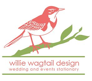 Willie Wagtail Design | wedding stationary