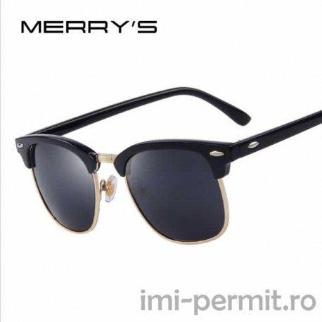 Ochelari de soare fashion, stil clasic, marca Merry's
