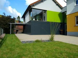 Dieses Apartment in Winterstein verfügt über einen Garten mit Grillplatz. Sie wohnen 42 km von Erfurt entfernt.