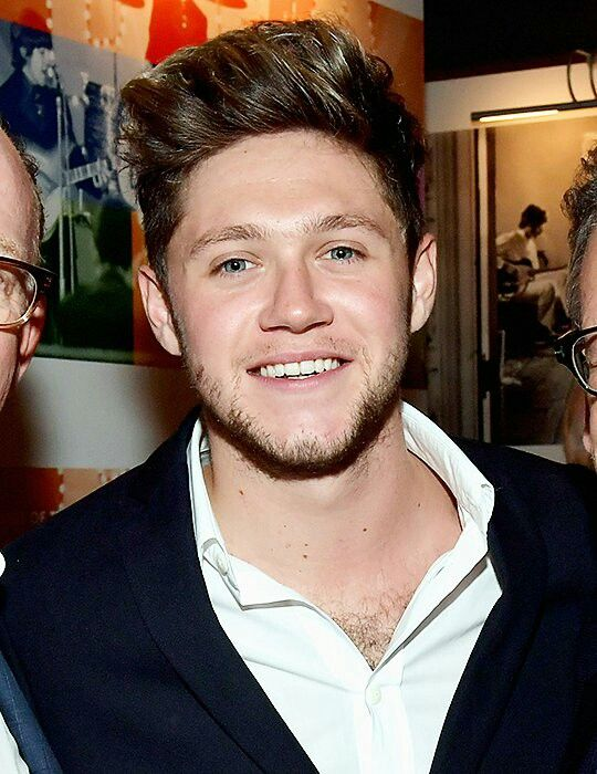 Niall Horan at the 75th anniversary of Capitol Records