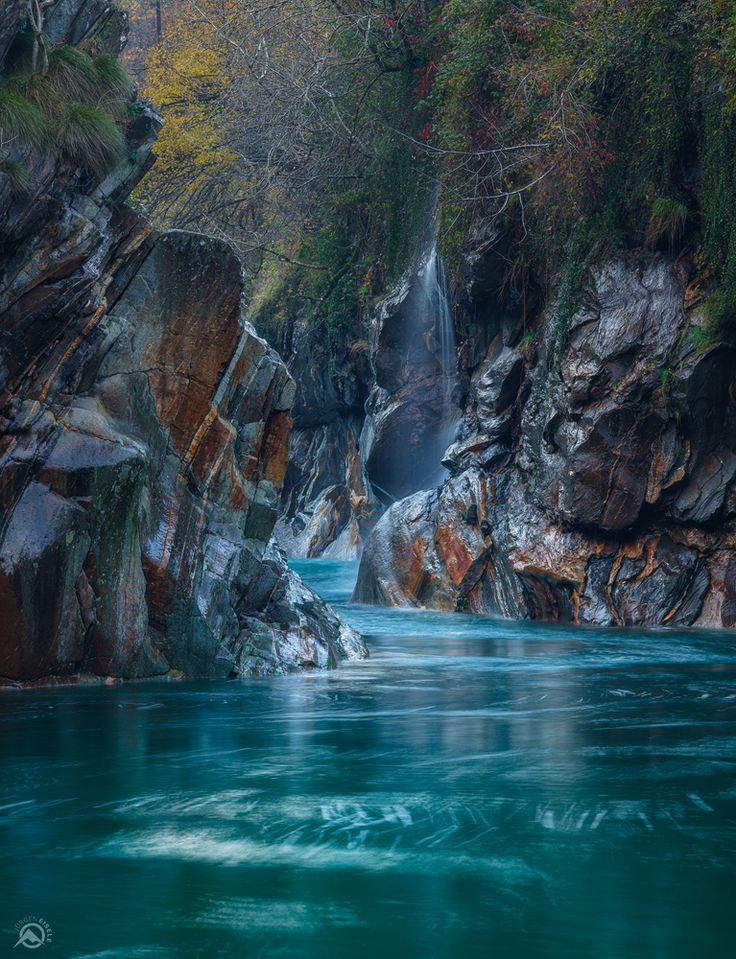 The Gate | Valle Verzasca, Tessin, Schweiz…