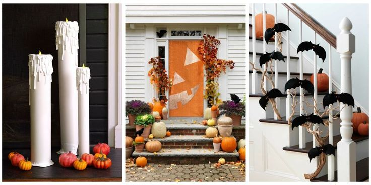 633 best Halloween/Fall images on Pinterest Halloween prop - halloween decorations at home