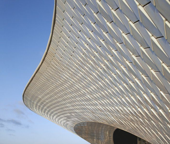 the new Museum of Art, Architecture and Technology (MAAT) in #Lisbon #Portugal