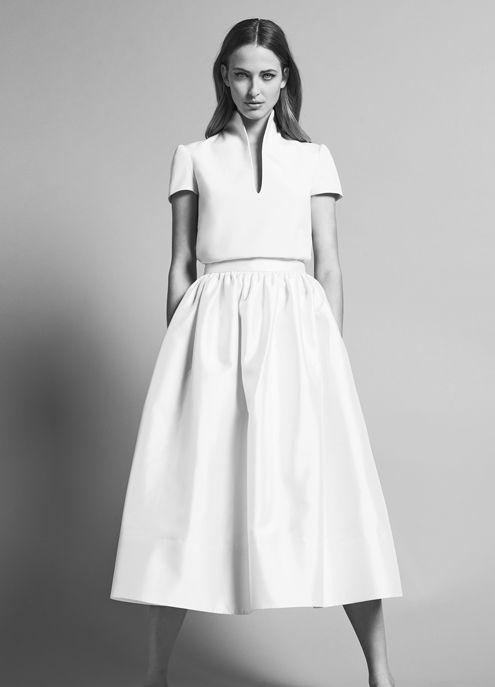 Delphine Manivet : des robes de mariée au prêt-à-porter